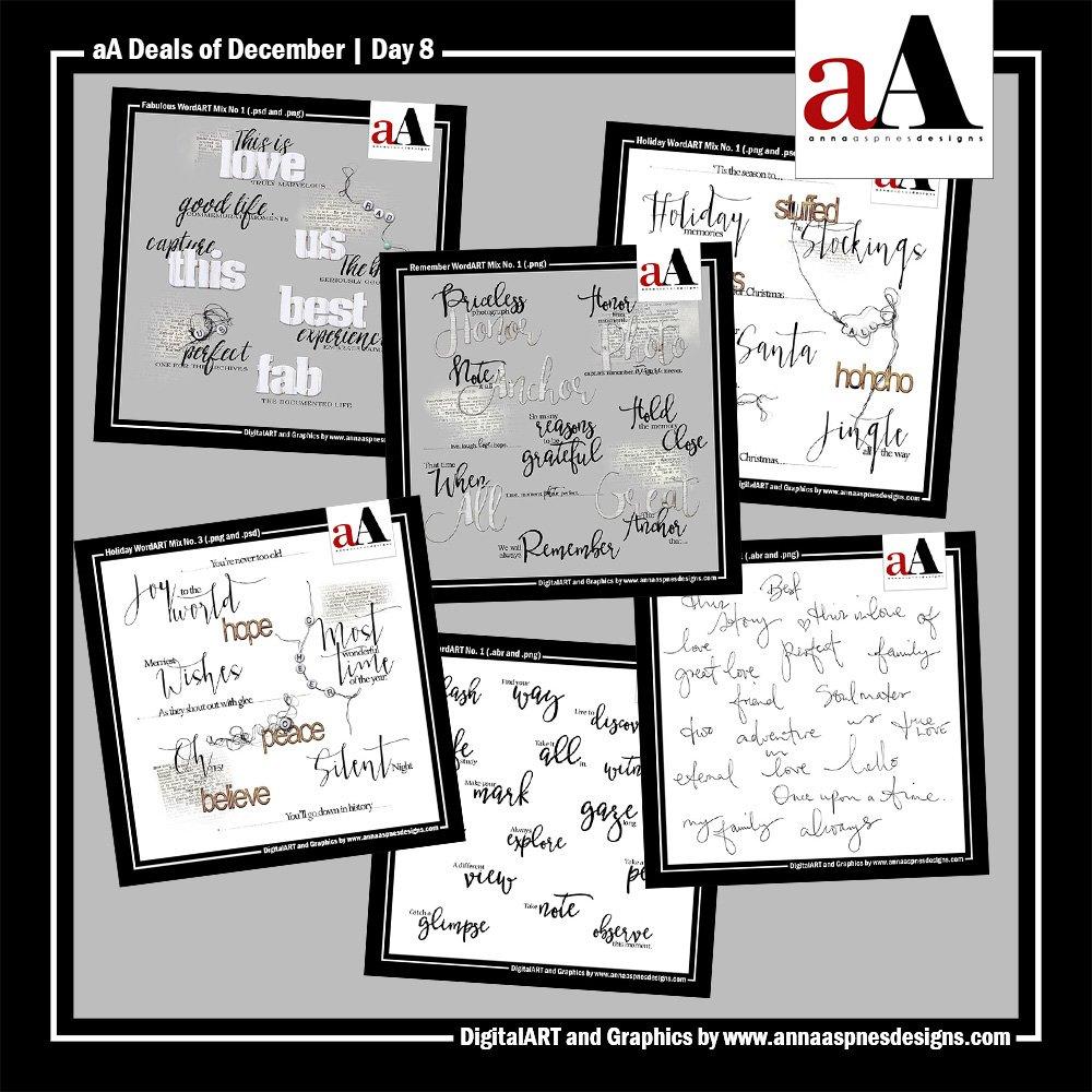 aA Deals of December 2017 Day 8