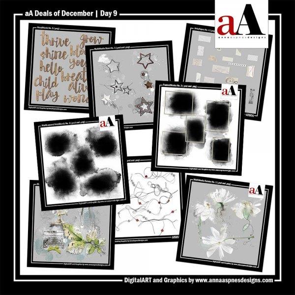 aA Deals of December 2017 Day 9