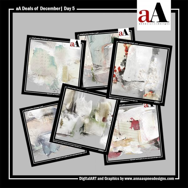 aA Deals of December 2017 Day 5