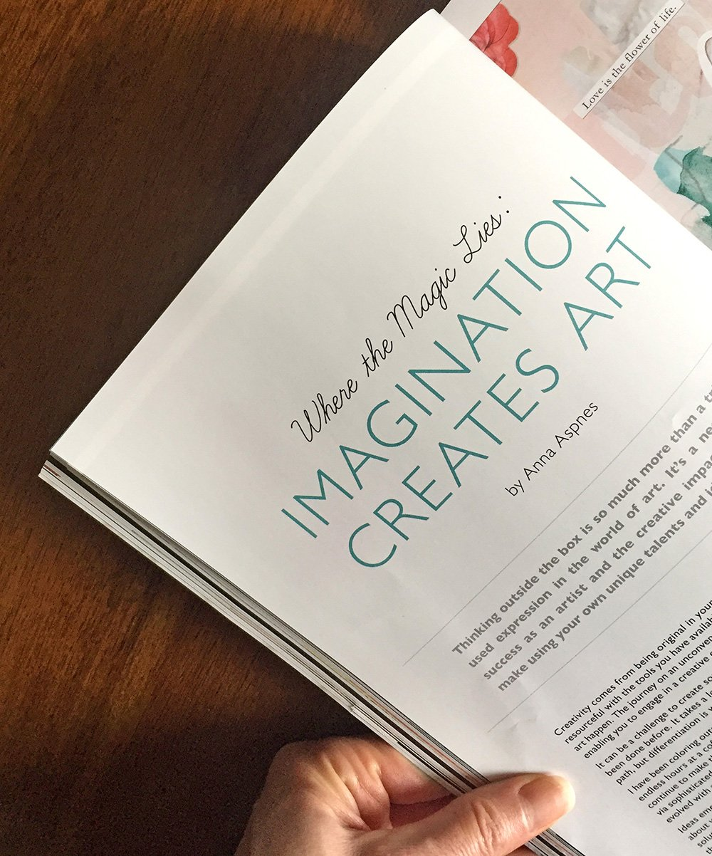 Imagination Creates Art