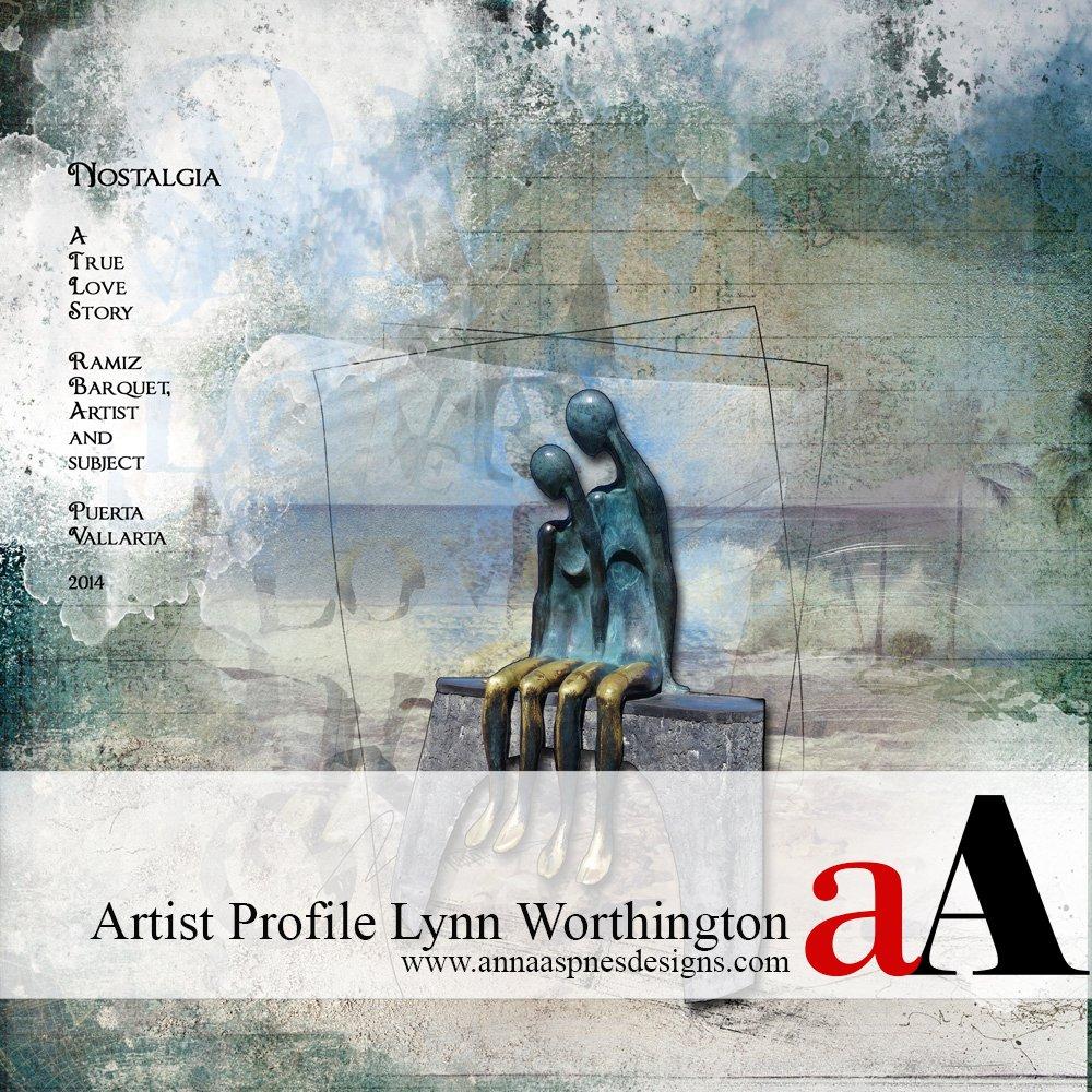 Artist Profile Lynn Worthington