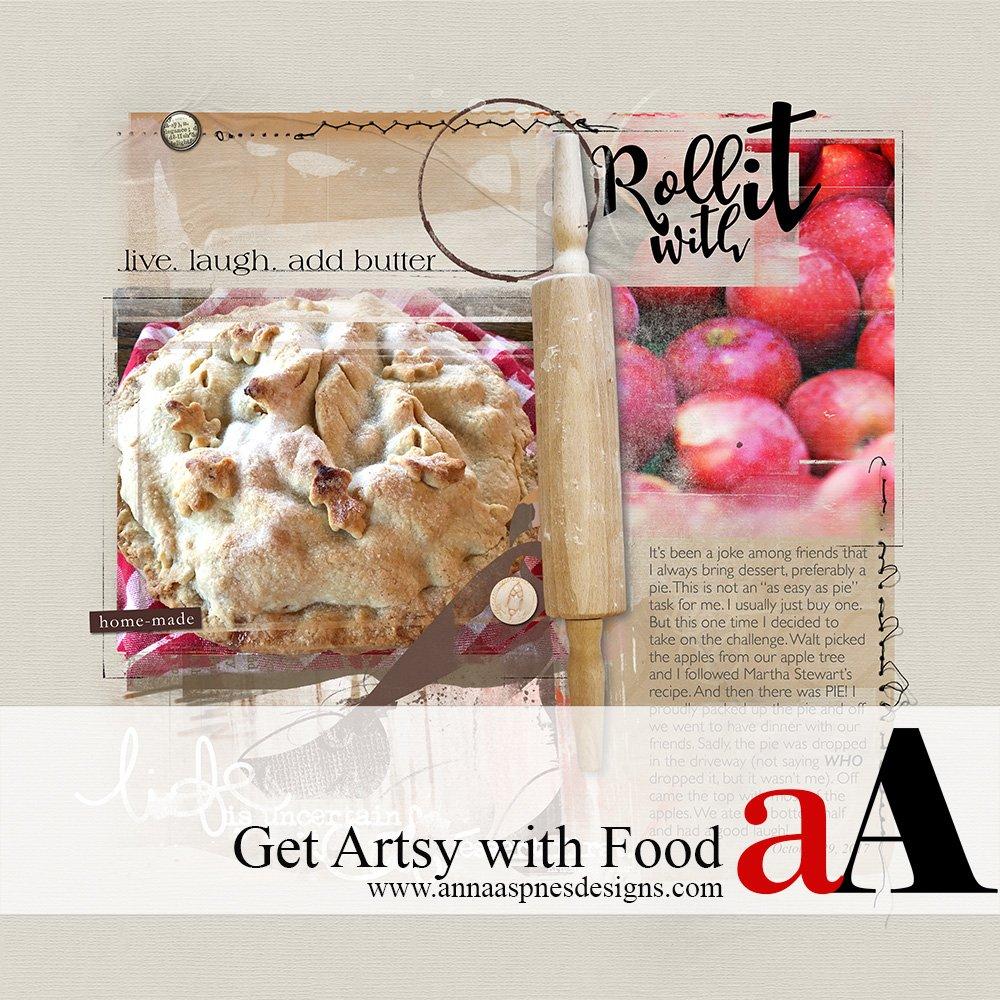 Get Artsy with Food