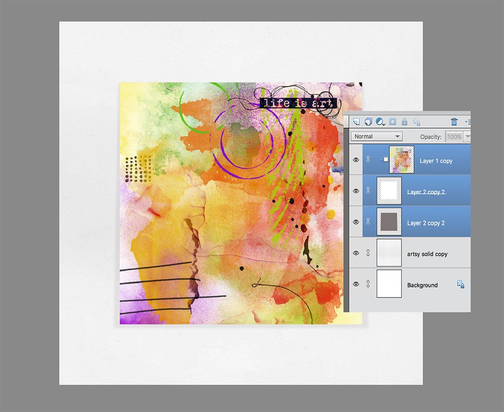 Create A Painterly Effect