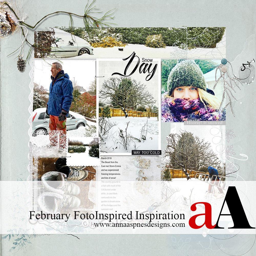 February FotoInspired Inspiration