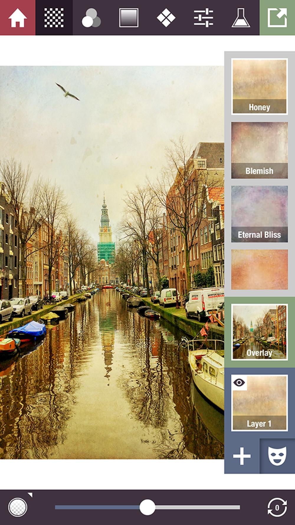 Artsy Processing with Smartphone Apps