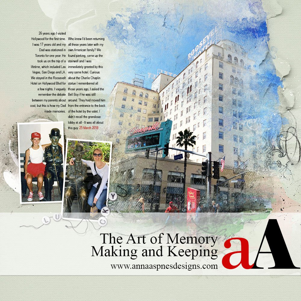 The Art of Memory Making and Keeping