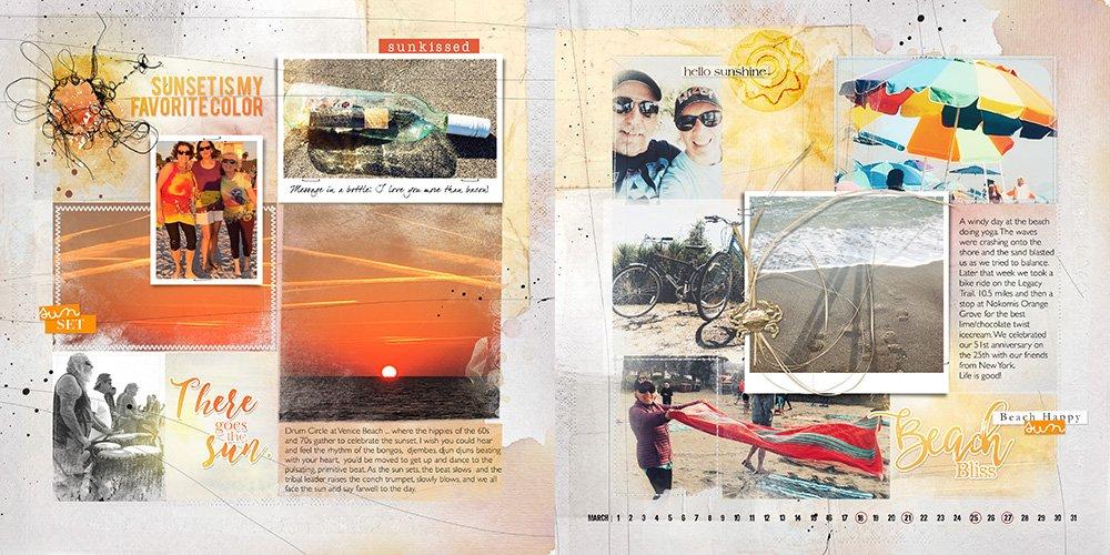 March FotoInspired Inspiration