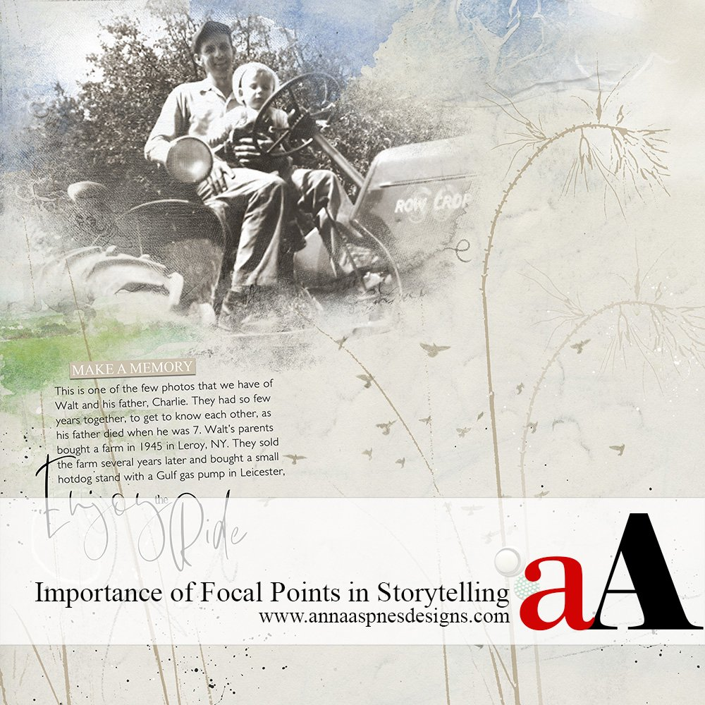 Importance of Focal Points in Storytelling