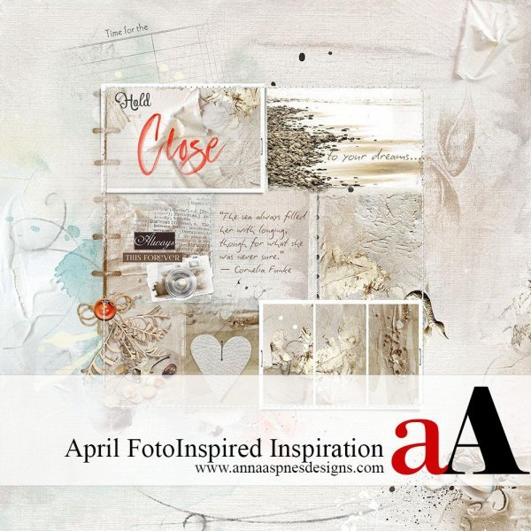 April FotoInspired Inspiration
