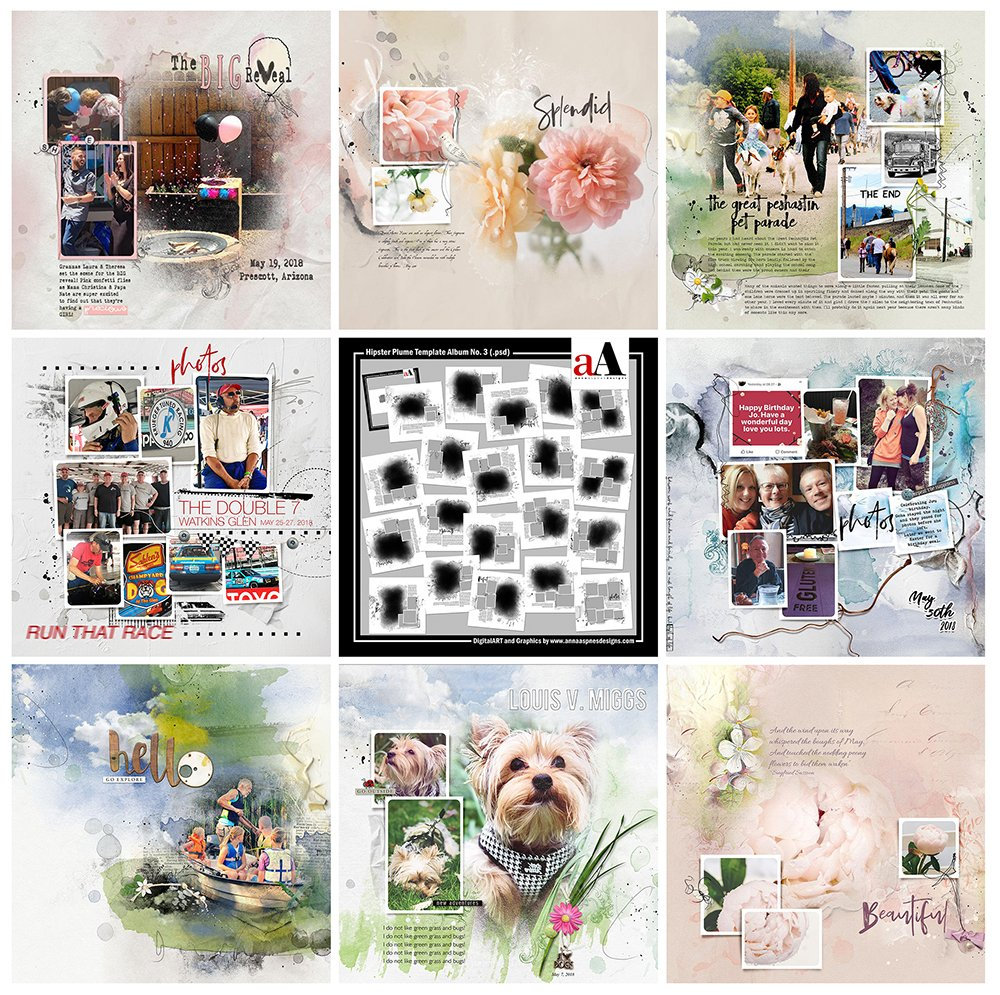 Digital Designs Inspiration 06-04