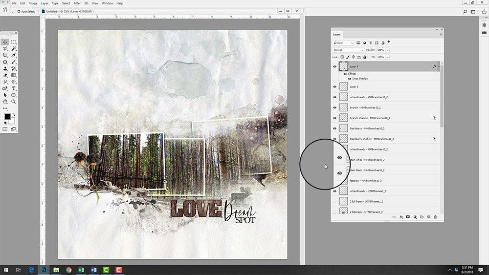 UrbanThreadz FotoBlendz Frames Video