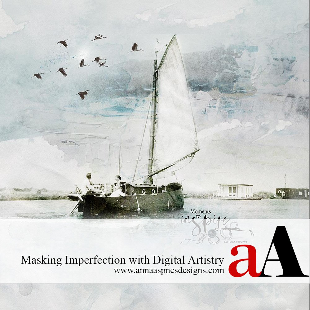 Masking Imperfection with Digital Artistry