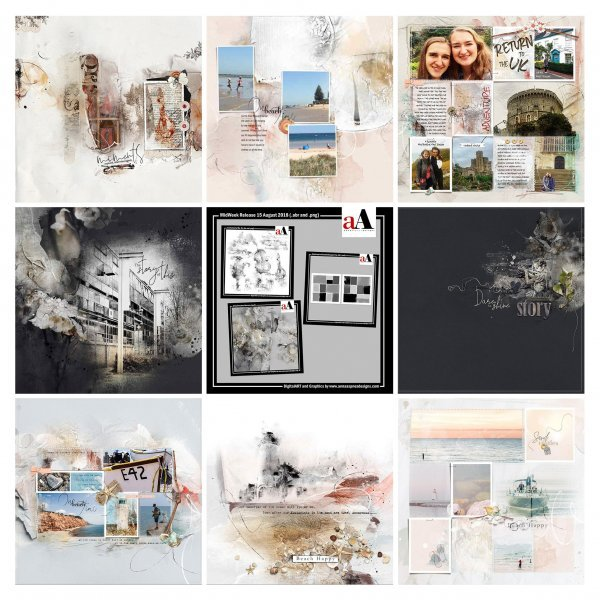 Digital Designs Inspiration 08-20