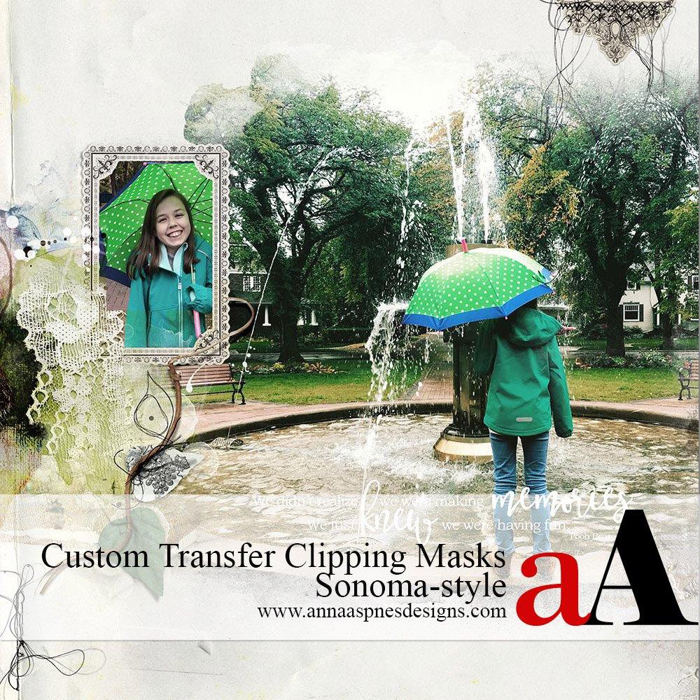 Custom Transfer Clipping Masks Sonoma-style Video