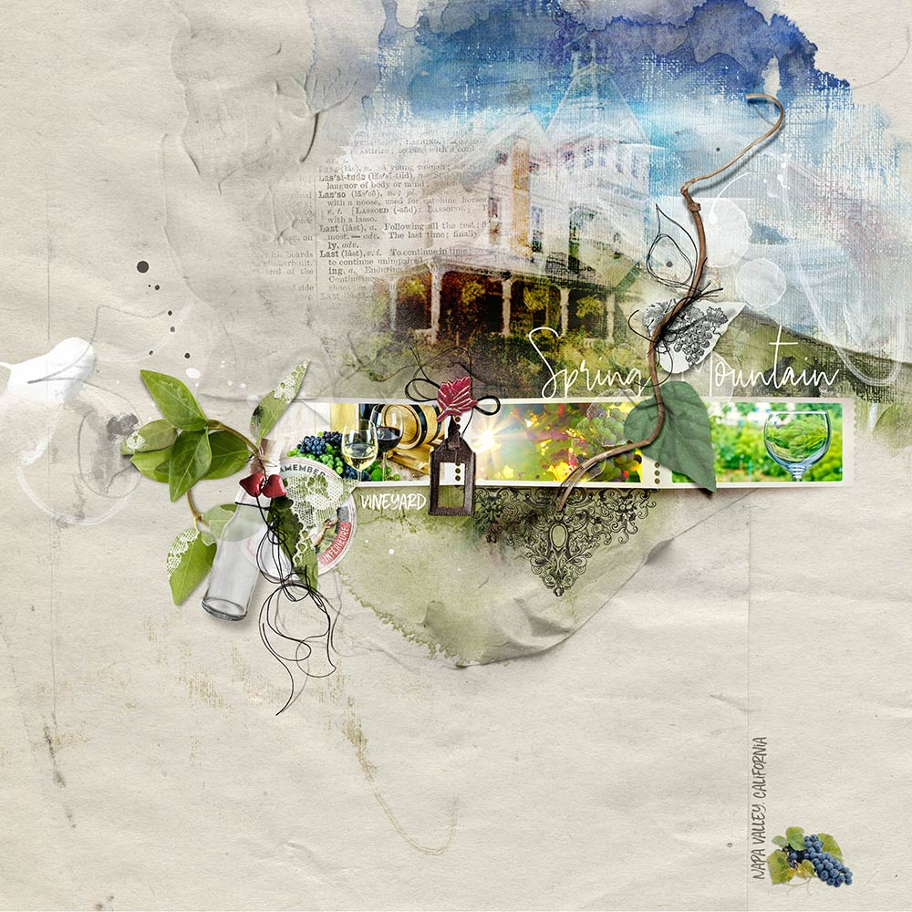 Digital DesignsInspiration Sonoma