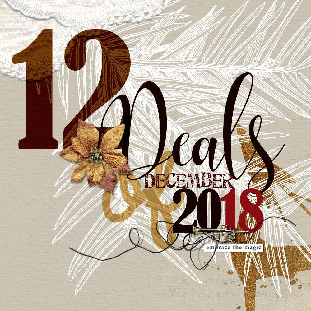 aA DigitalART Store Updates and Deals of December
