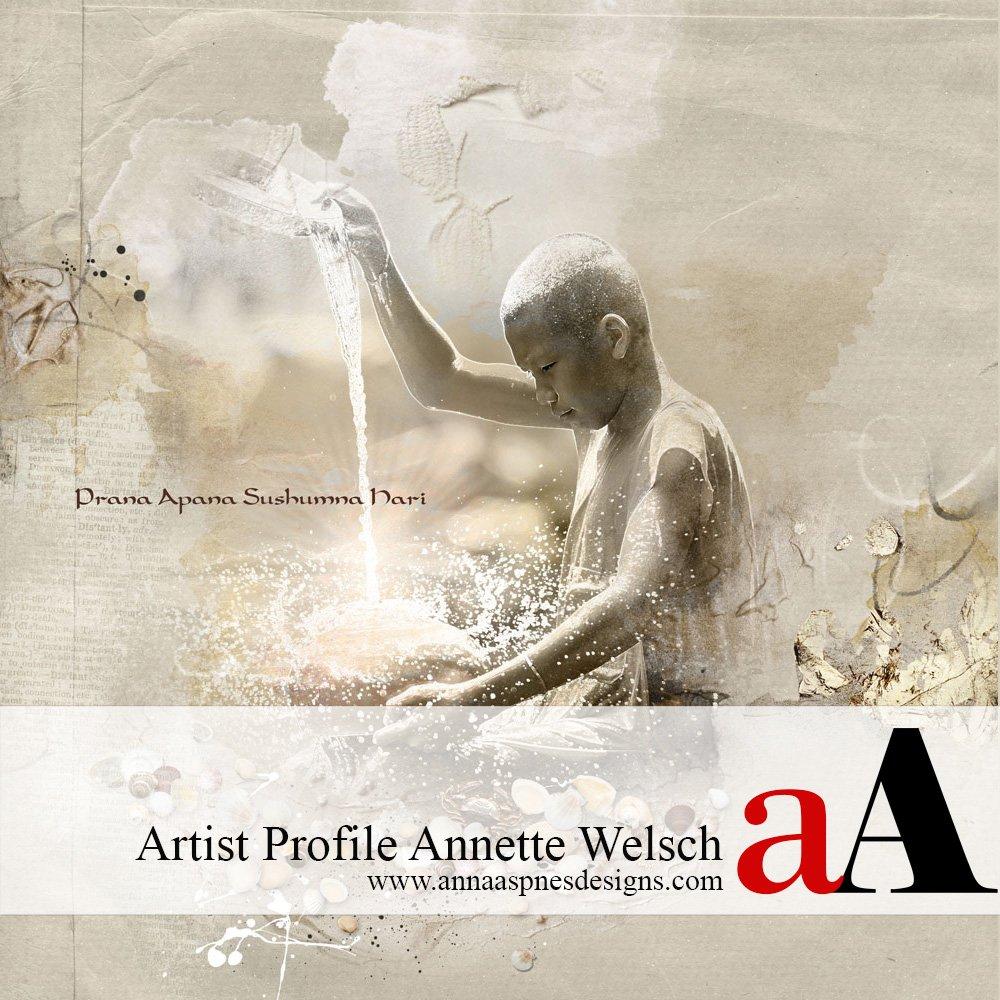 Artist Profile Annette Welsch
