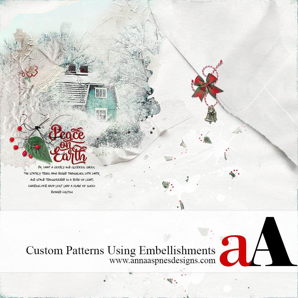 Custom Patterns Using Embellishments