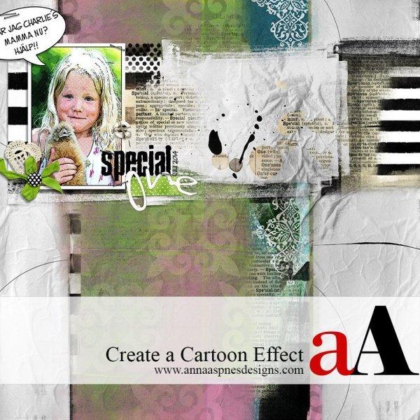 Create a Cartoon Effect