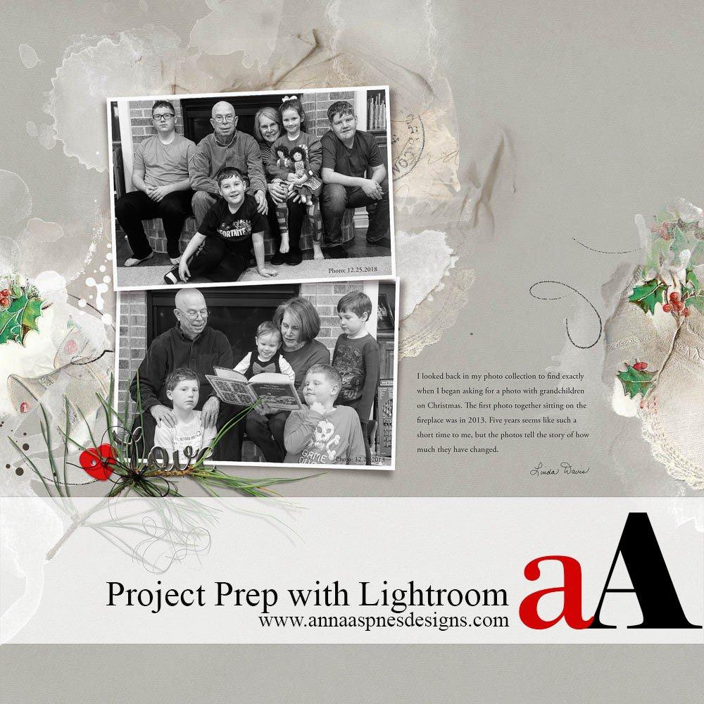 Photo Book Project Prep in Adobe Lightroom