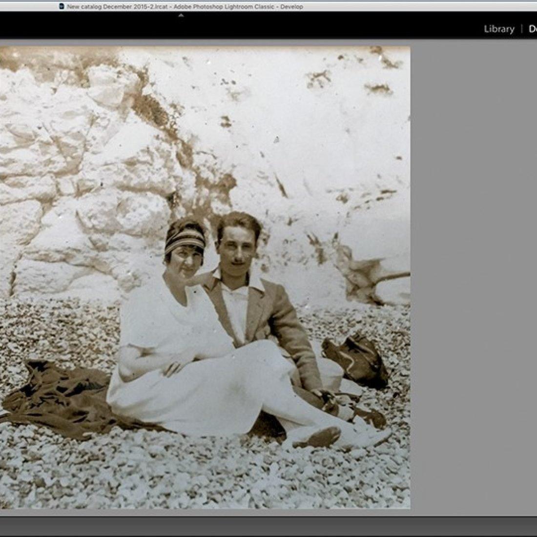 FotoInspired Heritage Tutorial