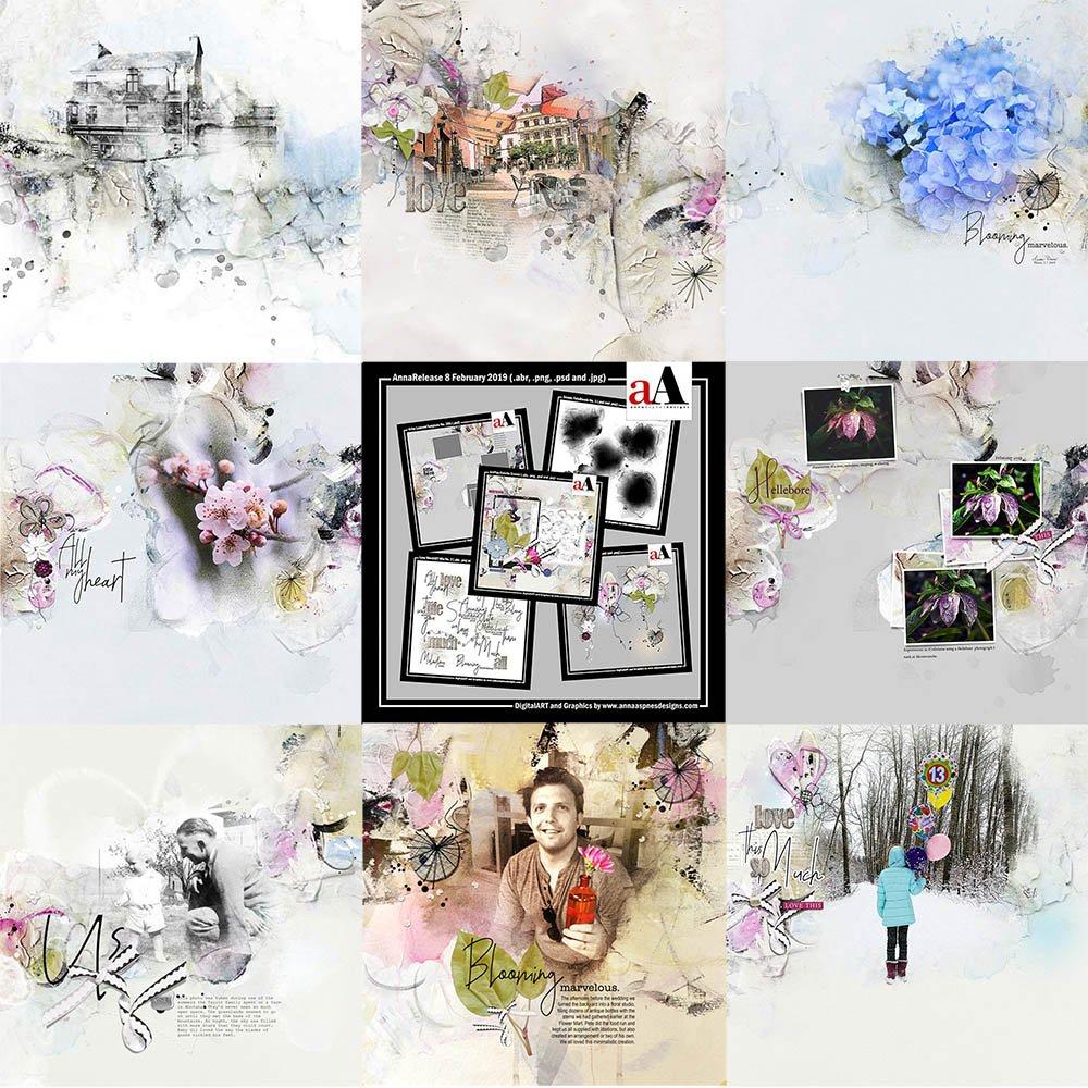 Digital Designs Inspiration Sirenic
