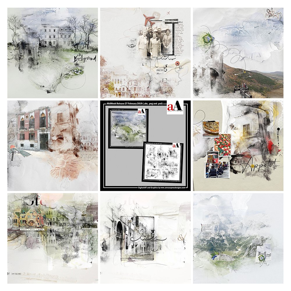 Digital Designs Inspiration 03-04
