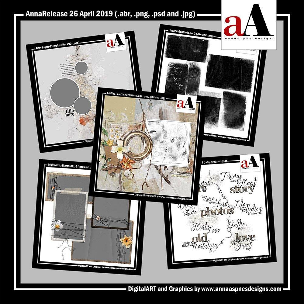 aA DigitalART Store Updates 04-26