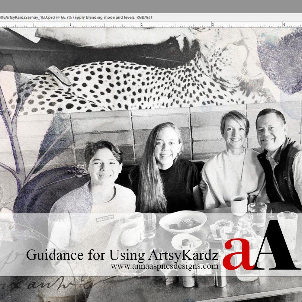 Guidance for Using ArtsyKardz