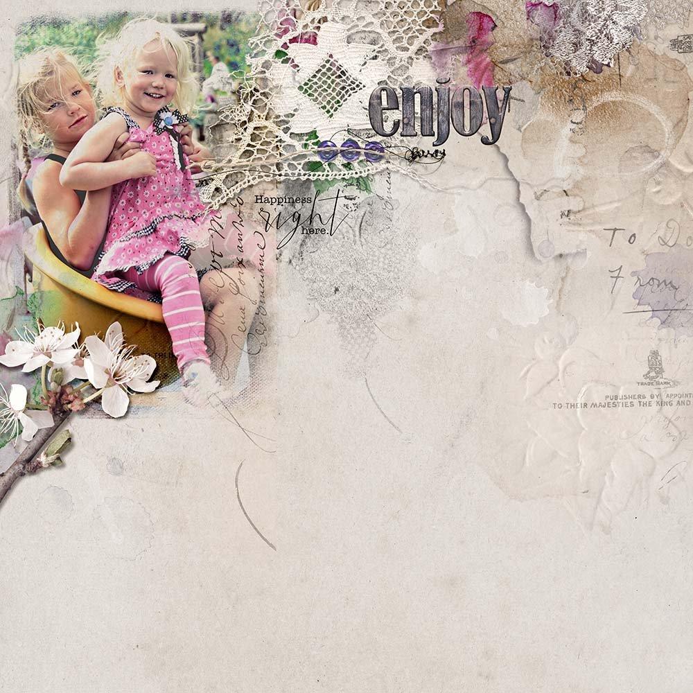 Digital Designs Inspiration Sashay