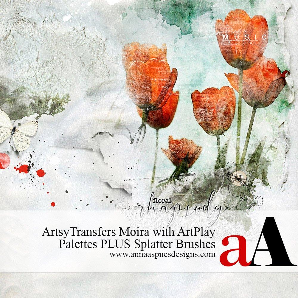 ArtsyTransfers Moira with ArtPlay Palettes