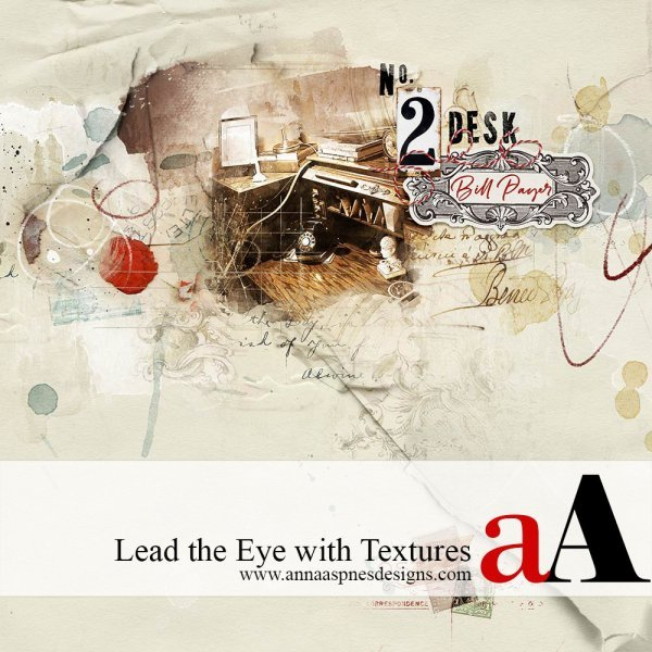 Lead the Eye with Textures