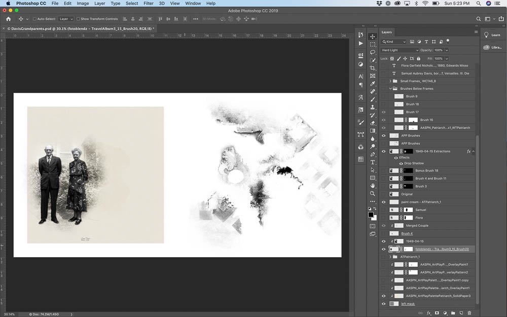 3 Ways to Use ArtPlay Palette Brushes