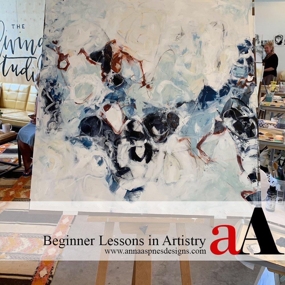 Beginner Lessons in Artistry