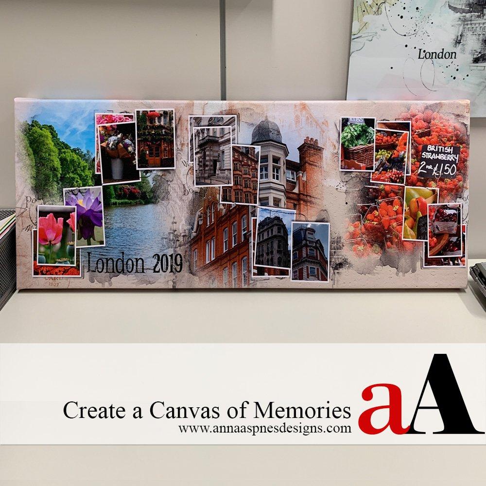 Create a Canvas of Memories
