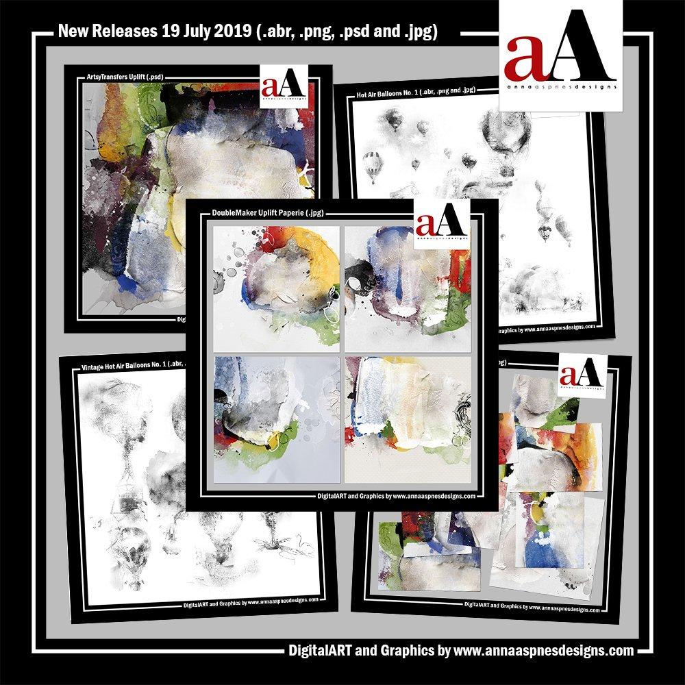 aA DigitalART Store Updates 07-19