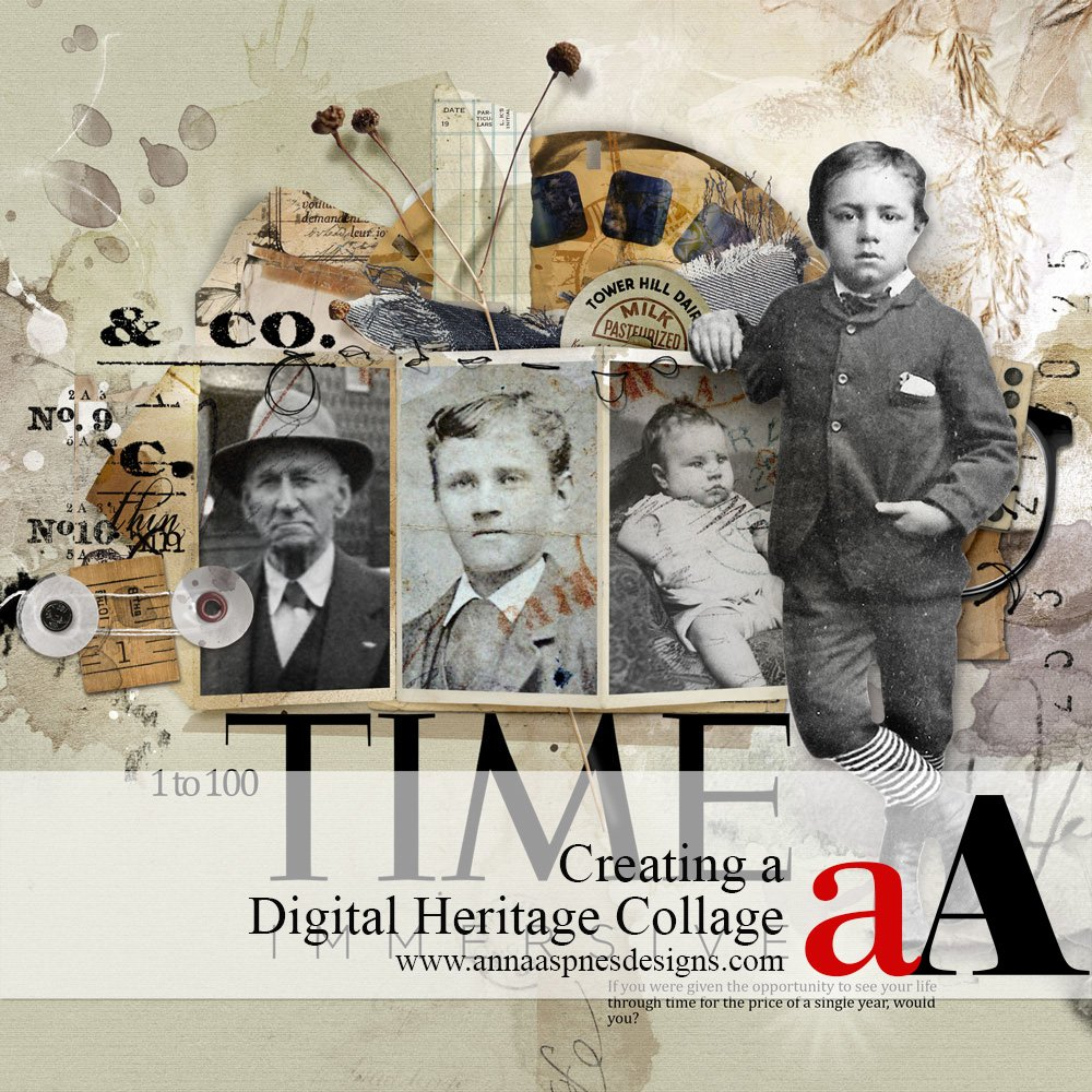 Creating a Digital Heritage Collage