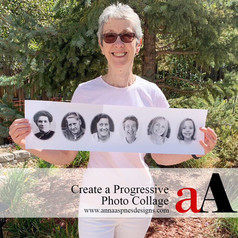 Create a Progressive Photo Collage