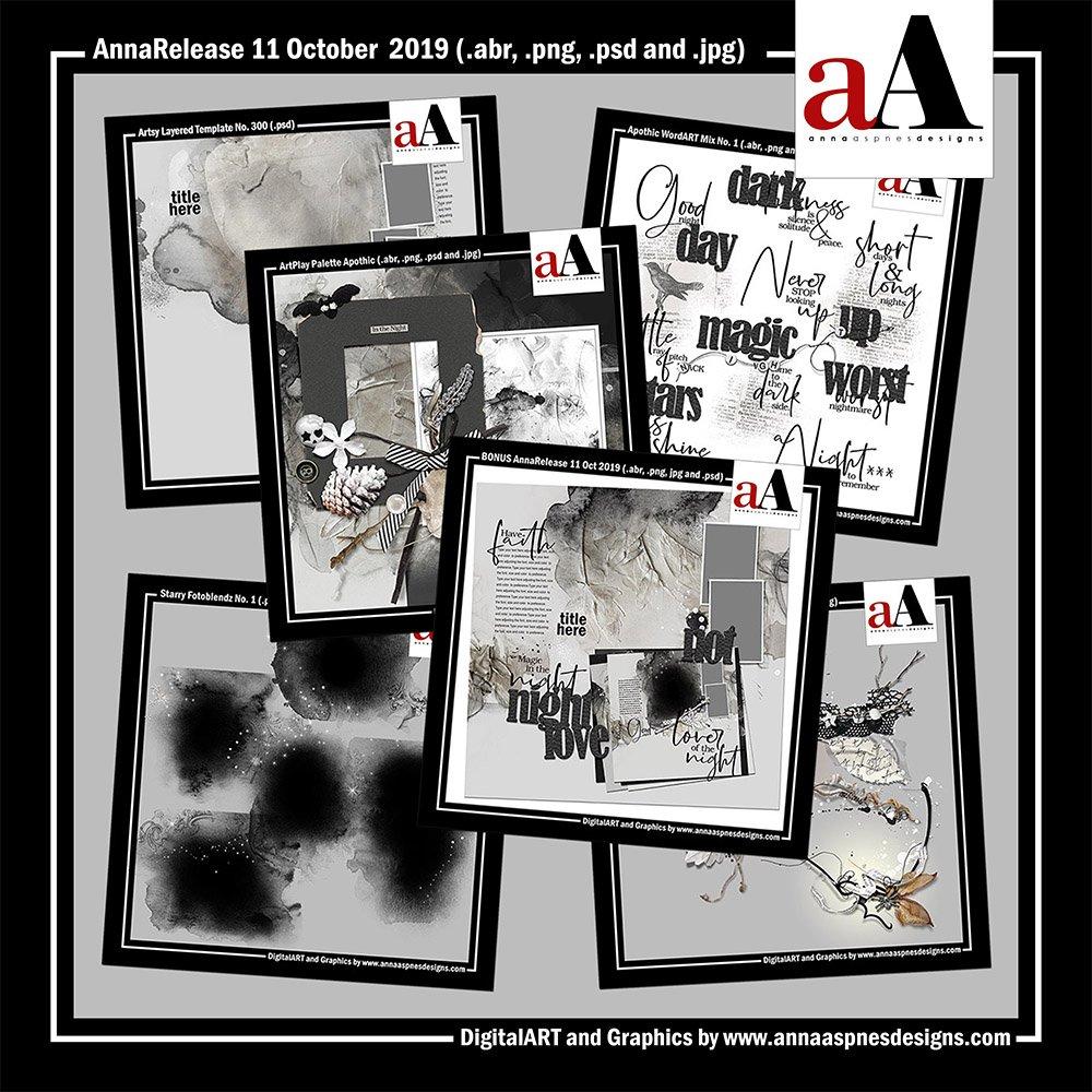 aA DigitalART Store Updates 10-11