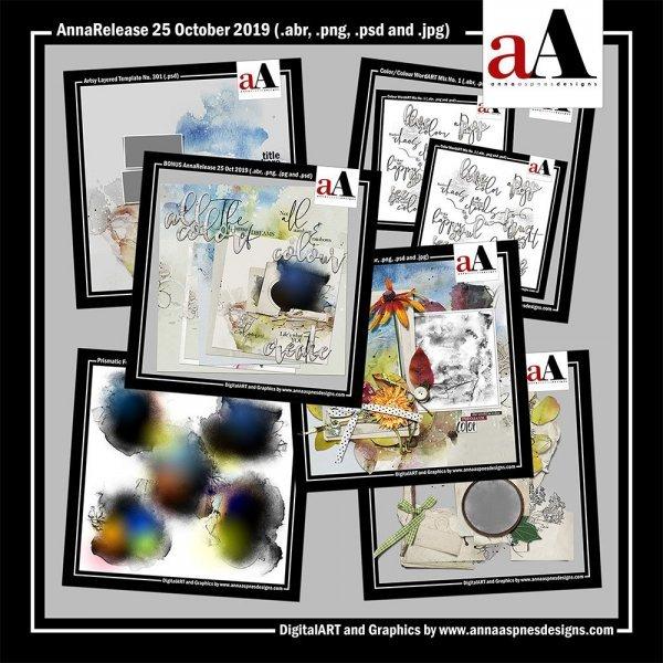 aA DigitalART Store Updates 10-25