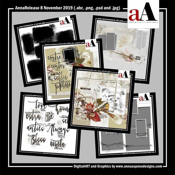 aA DigitalART Store Updates 11-08