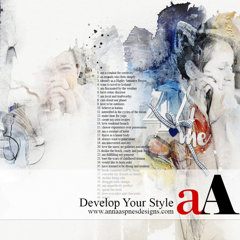 Develop Your Style