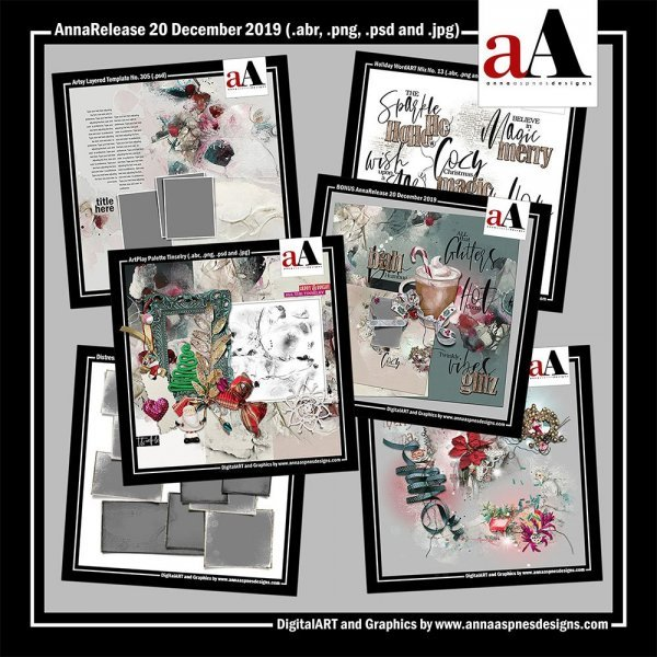 aA DigitalART Store Updates 12-20