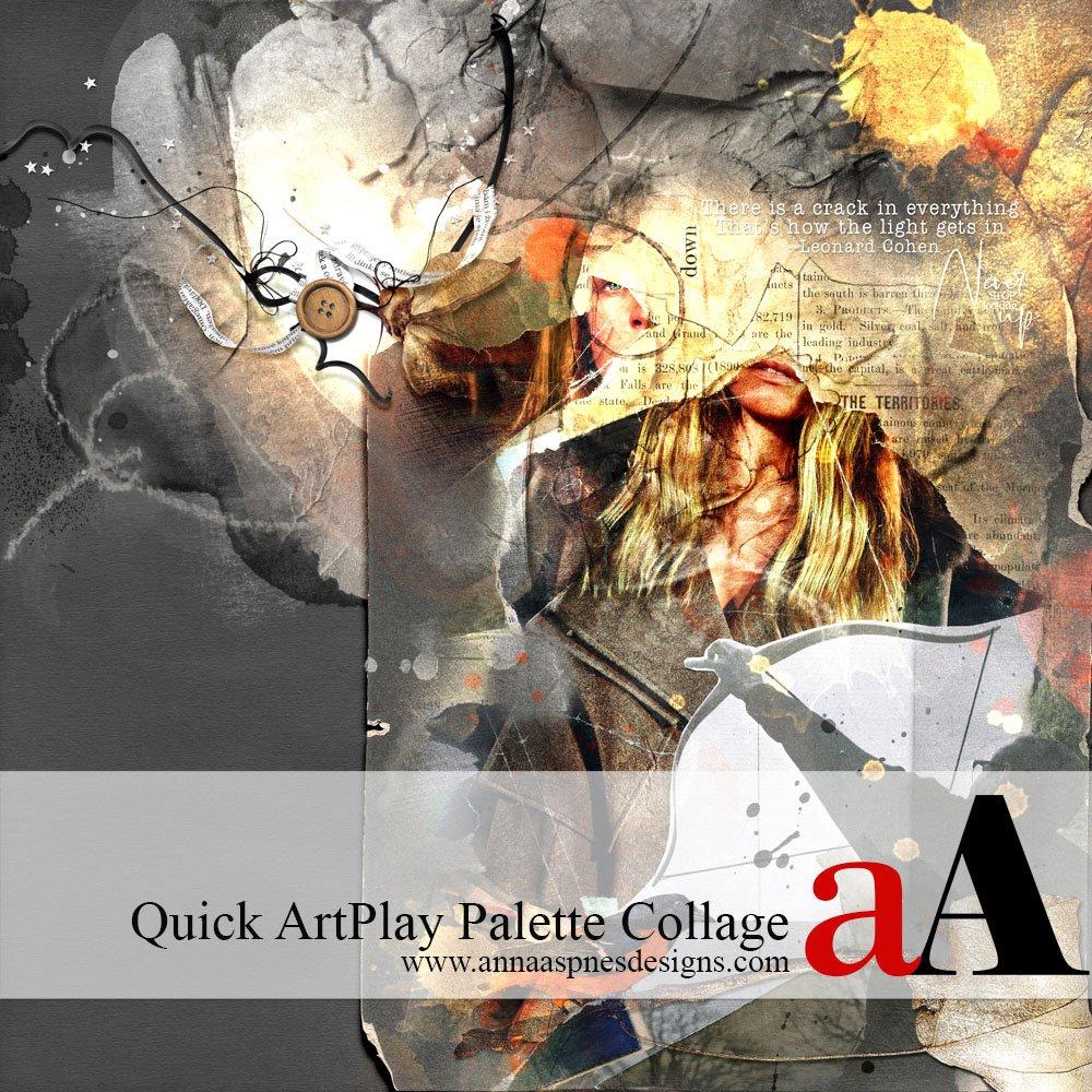 Quick ArtPlay Palette Collage