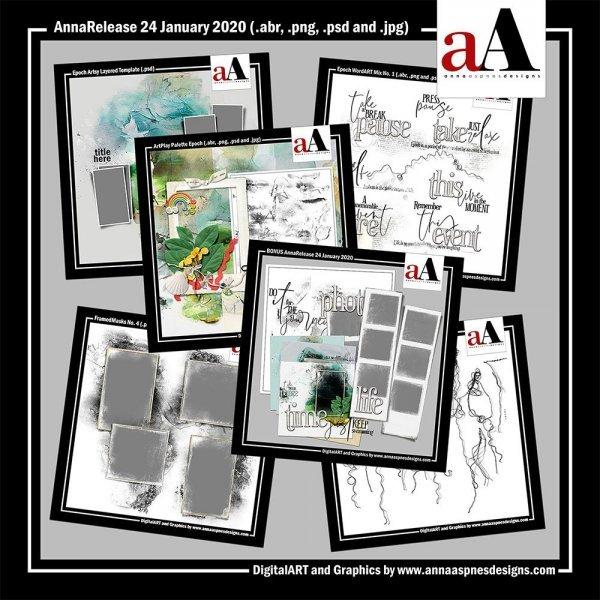 aA DigitalART Store Updates 01-24