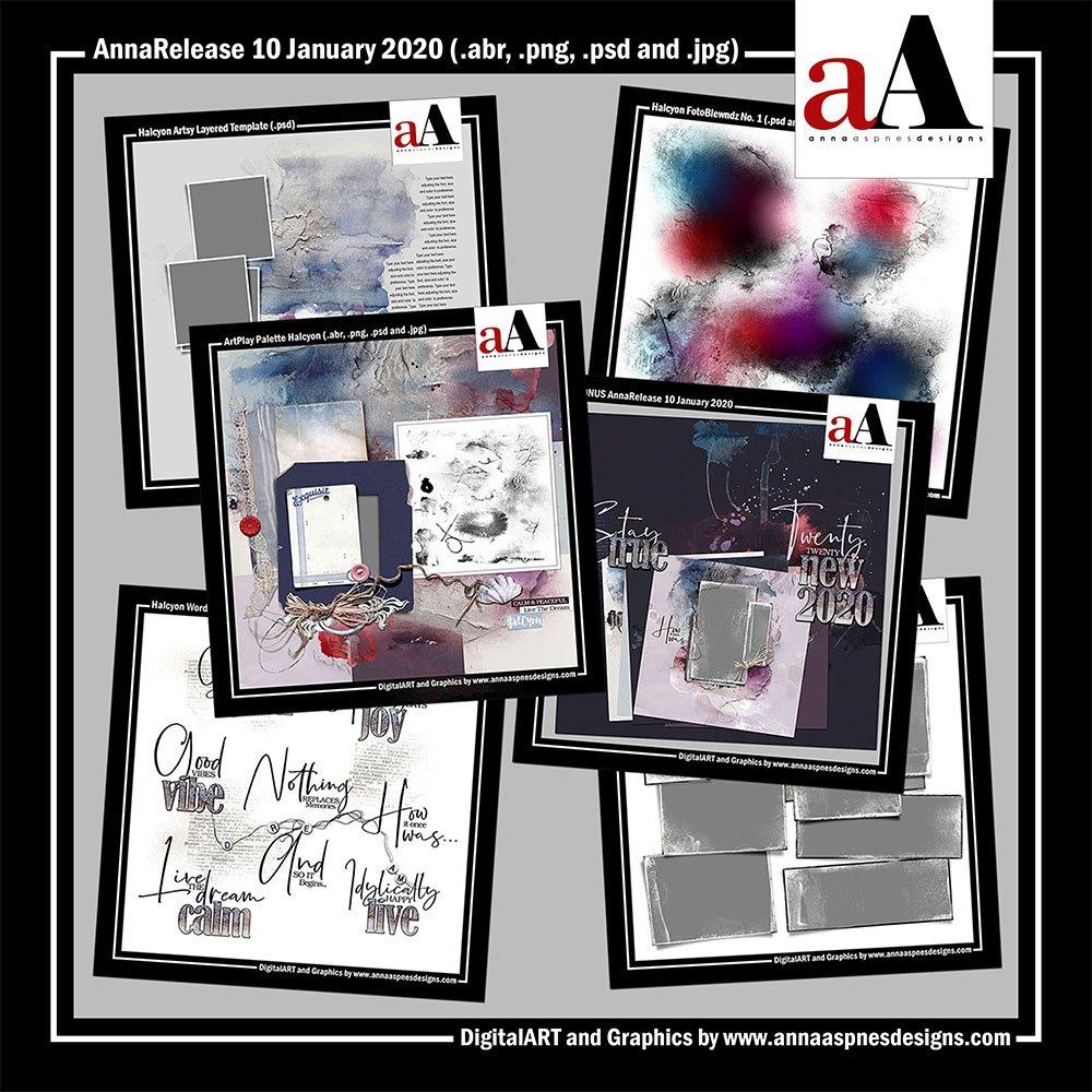 aA DigitalART Store Updates 01-10