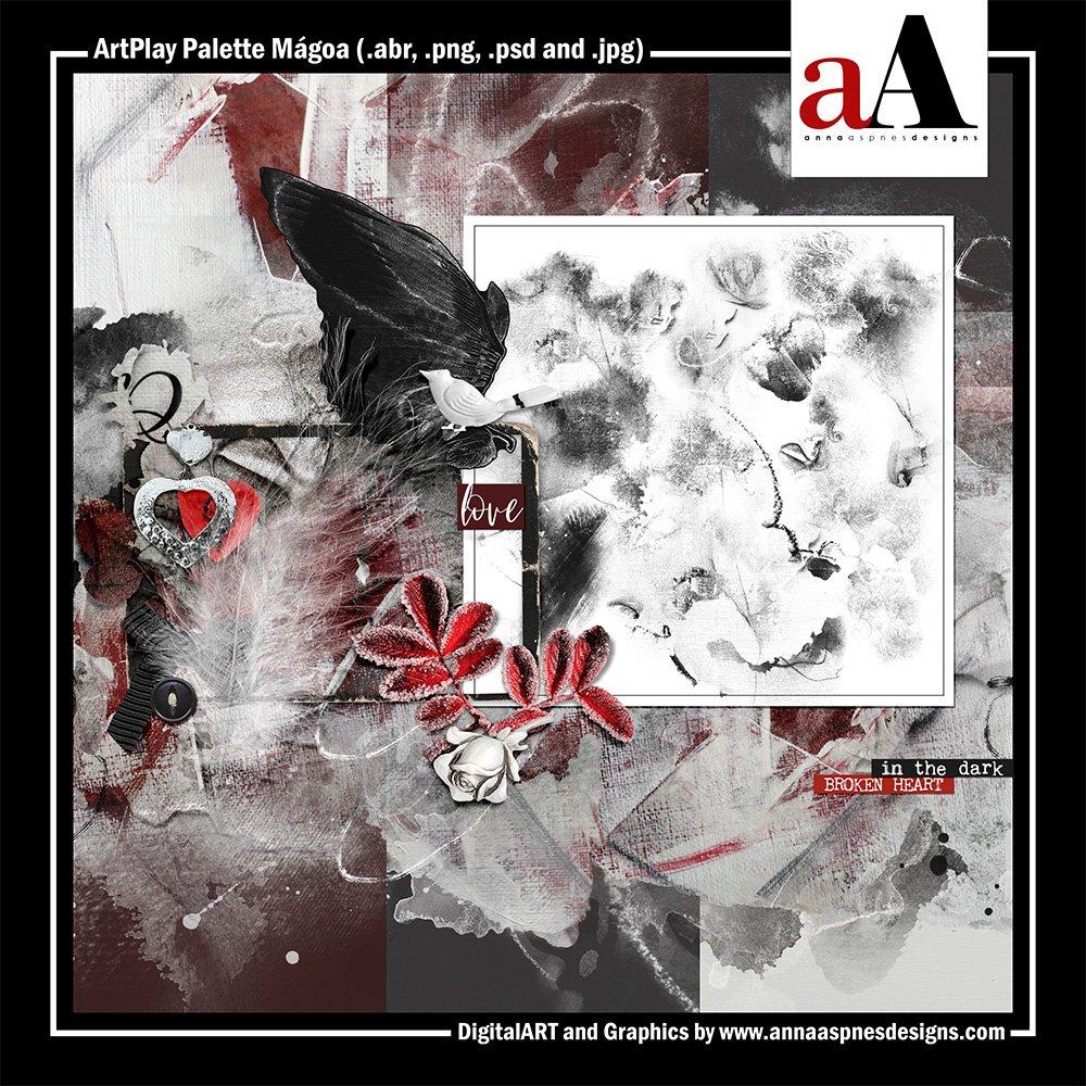 aA DigitalART Store Updates 02-07