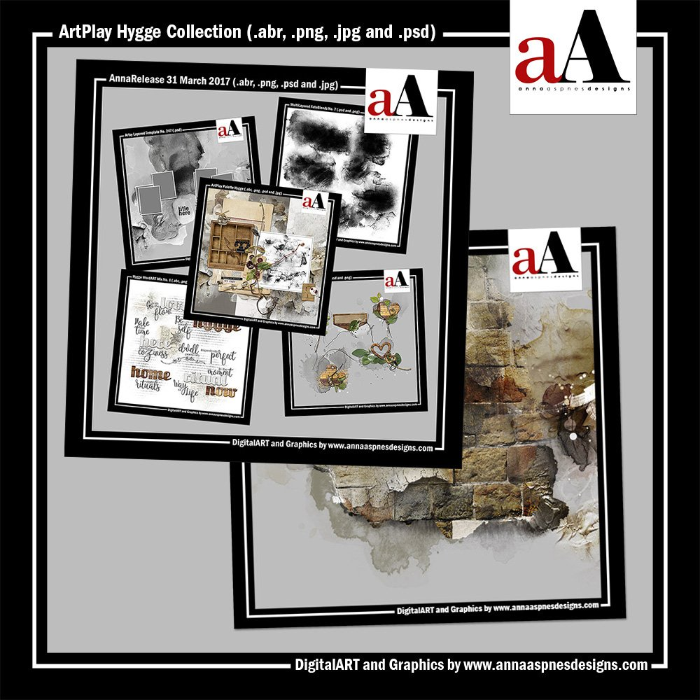 aA DigitalART Store Updates 03-27