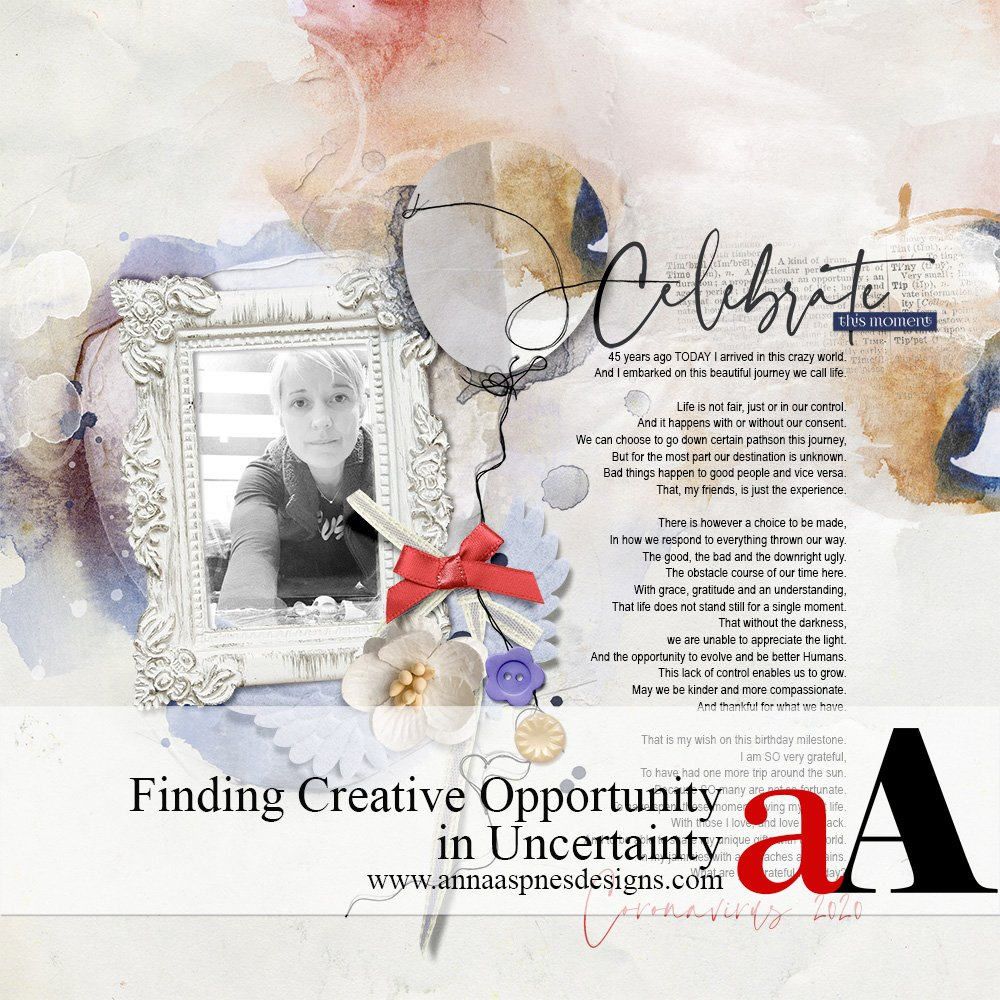 Finding Creative Opportunity in Uncertainty