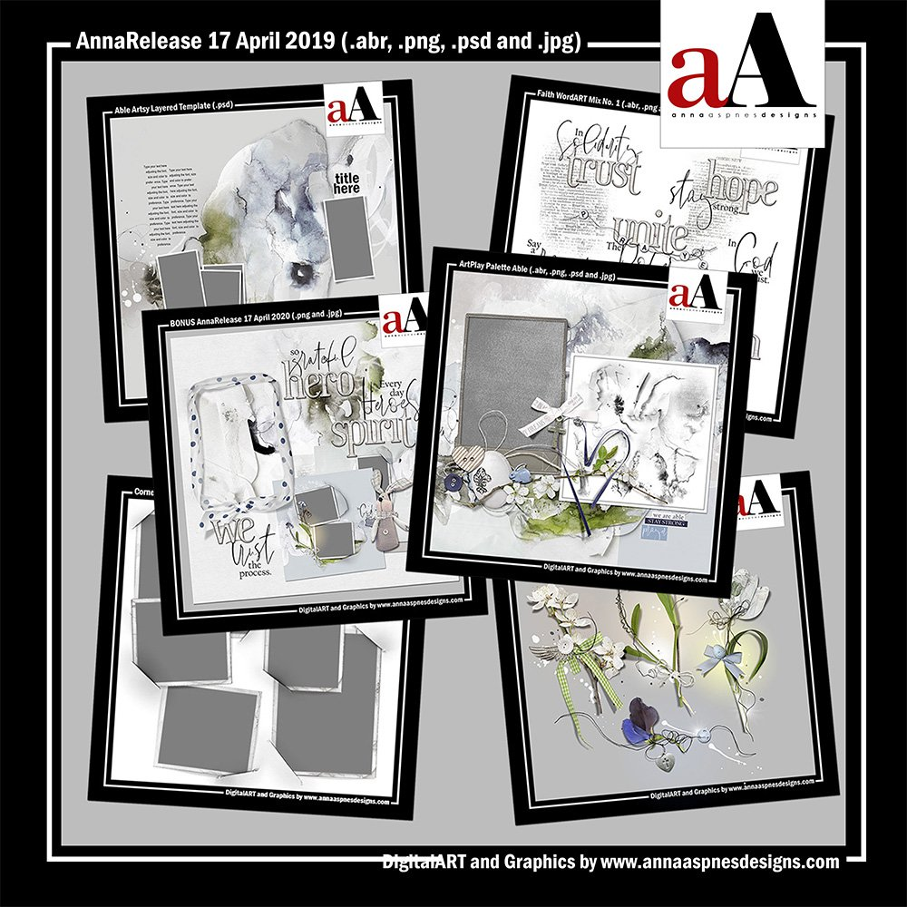aA DigitalART Store Updates 04-17